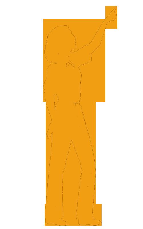 Girl Scout Ambassador silhouette