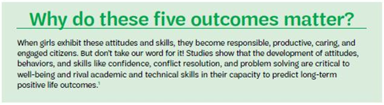 Why do these 5 outcomes matter?