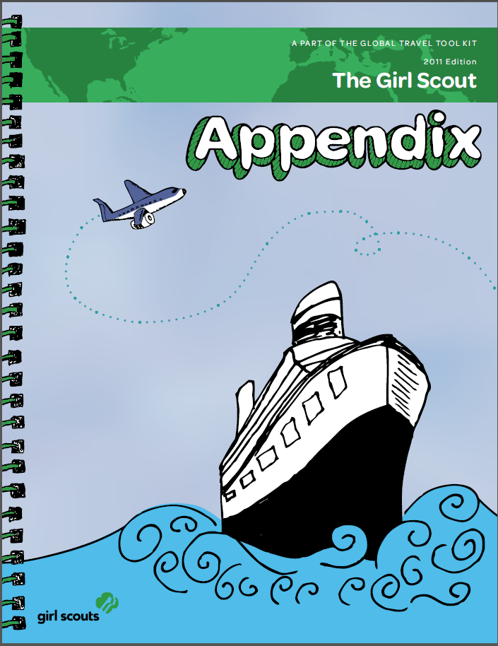 cover - Global Travel Toolkit Appendix
