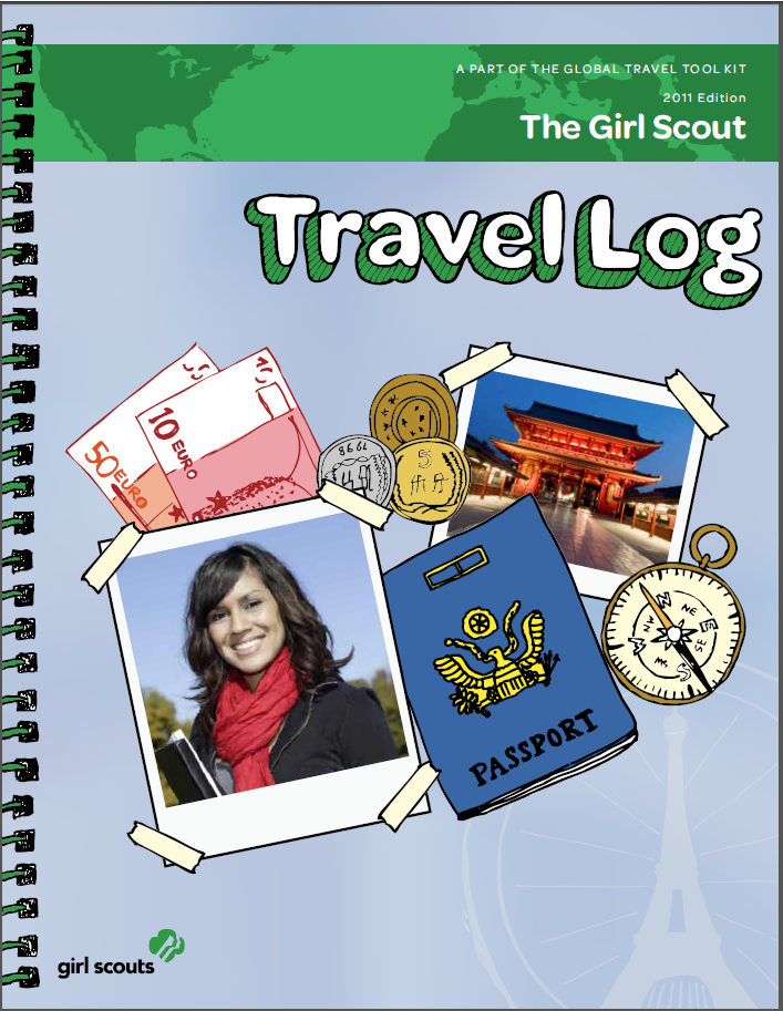 cover - Global Travel Toolkit Travel Log