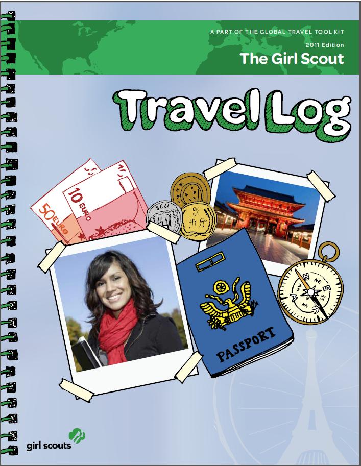 cover - Global Travel Toolkit Travel Log