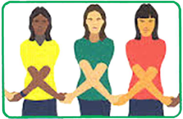 Girl Scout Friendship Circle