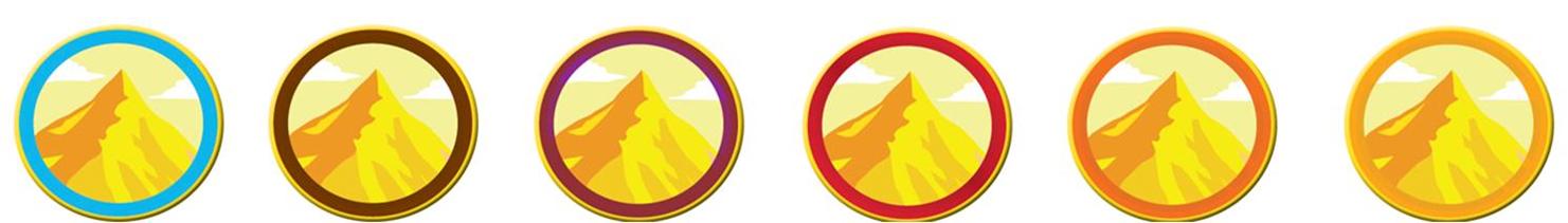 Journey Summit Award Pins