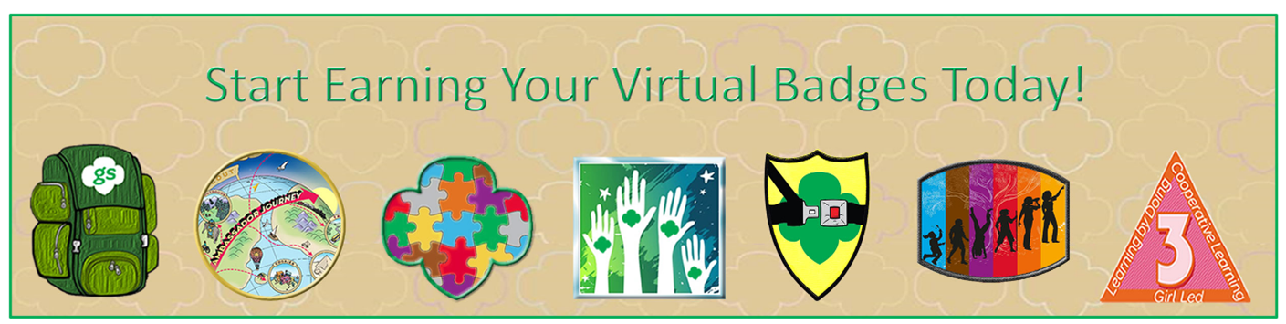 examples of learning portal badges