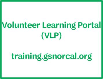 URL for Volunteer Learning Portal